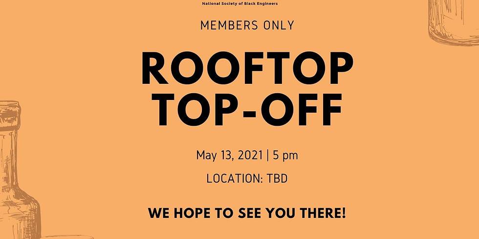 Members Only - Rooftop Topoff