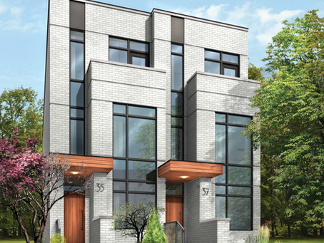 Enjoy open-concept living and modern design at St. Clair Village, coming soon to Caledonia Road