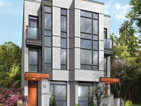 Finishes and Features Provide Interior Preview of St. Clair Village