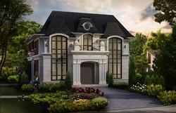 Scarborough Mansion