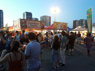 Cultural Night Market at Agincourt Mall