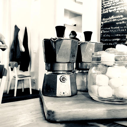 Barbarossa Coffee Moka Stovetop coffee maker Italy