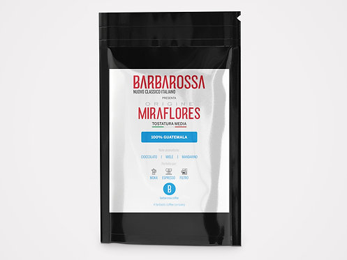 "Caffè macinato per Moka ""Miraflores"" - 100% Guatemala +80"