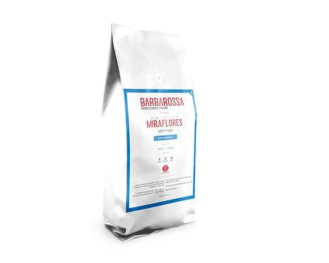 1Kg di Caffè in grani Barbarossa - Miraflores - 100% Arabica Guatemala