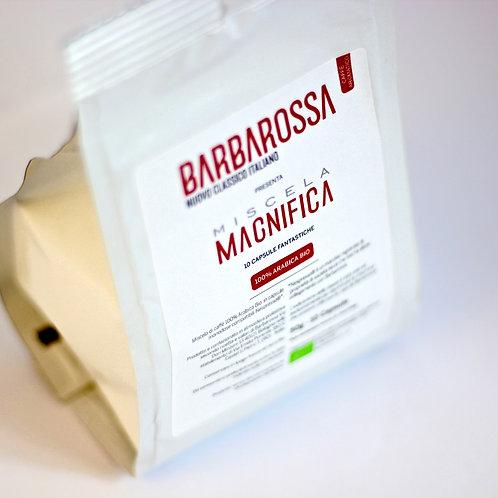 100 Capsule Fantastiche Compostabili (Nespresso*) Miscela Magnifica 100% ARABICA