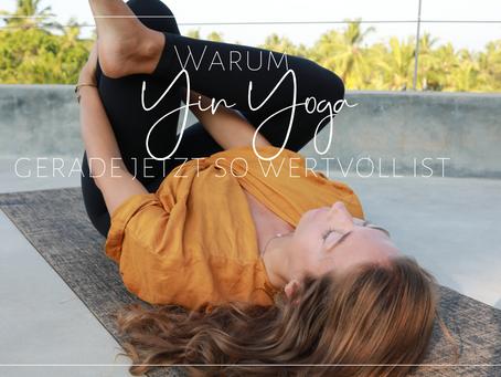 Warum Yin Yoga so wertvoll für dein Wohlbefinden ist