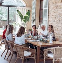 Cal Reiet's Table by Pernilla Danielsson