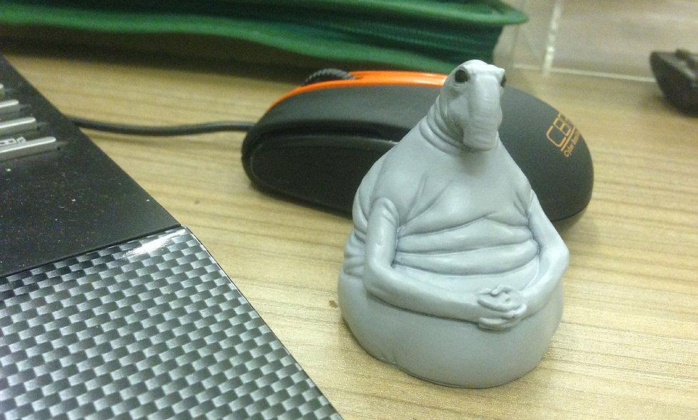 Ждун (3D-модель для 3D-принтера в формате STL)