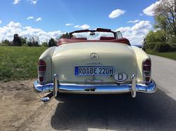MB 220 Cabrio Active Oldtimer - 2 (1)