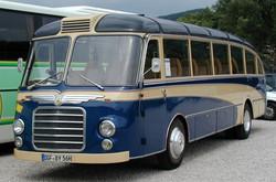 Active Oldtimer Bus mieten Neoplan SH30