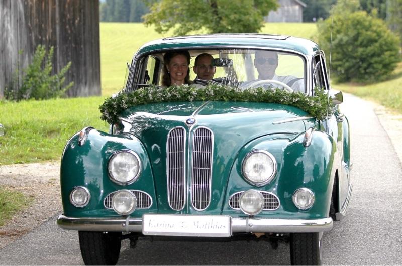 BMW 502 Oldtimer