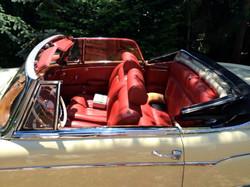 Ponton Mercedes 220 Cabrio