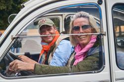 Oldtimer Rallye 2CV mieten