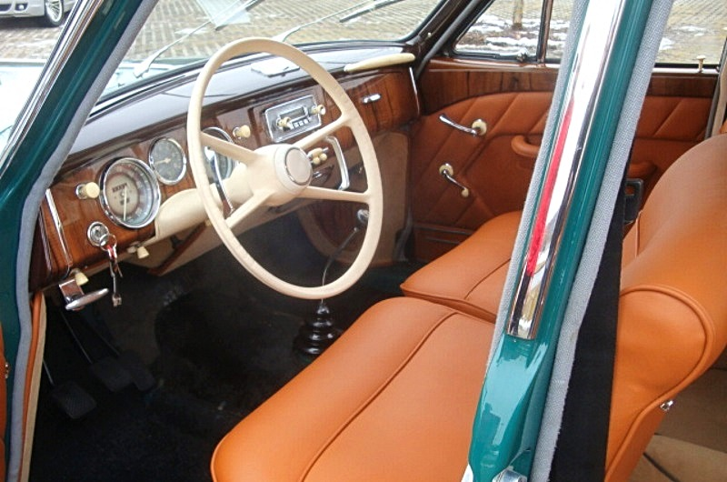 Oldtimer BMW innen für Active Oldtim