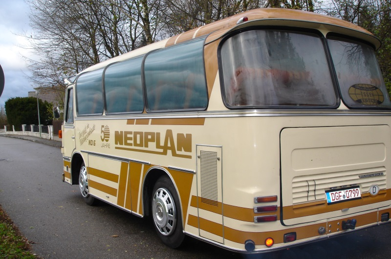 Active Oldtimer Bus mieten Neoplan ND6 a