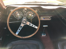 Active Oldtimer Ford Mustang mieten Au - 8