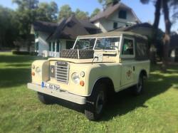 Land Rover Oldtimer mieten