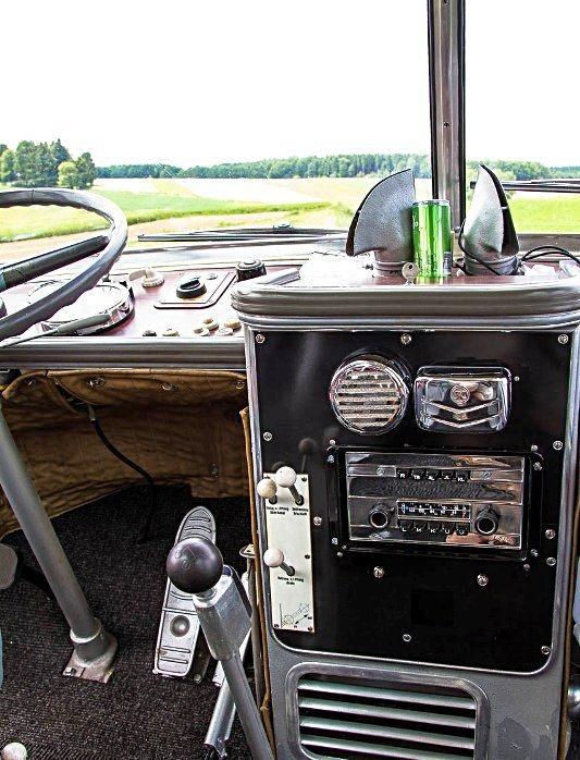 Active Oldtimer Bus mieten 1 Setra S10 I