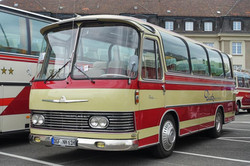 Oldtimer Bus mieten Active Oldtimer