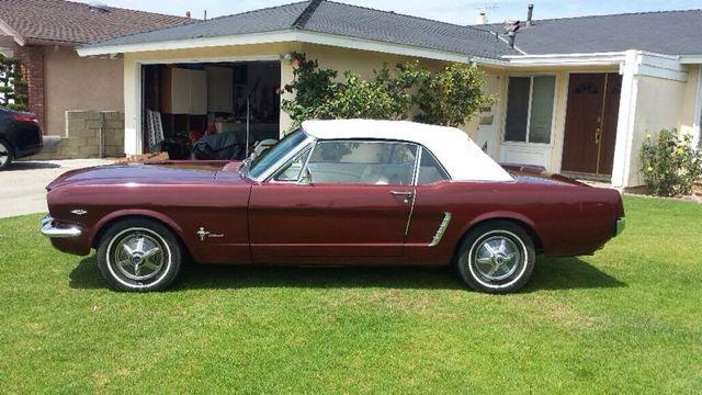 Mustang 289er V8 mieten München