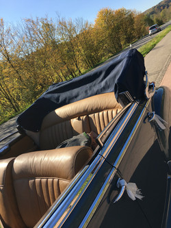 Active Oldtimer Mercedes-Benz 300 Adenauer Cabrio - 33