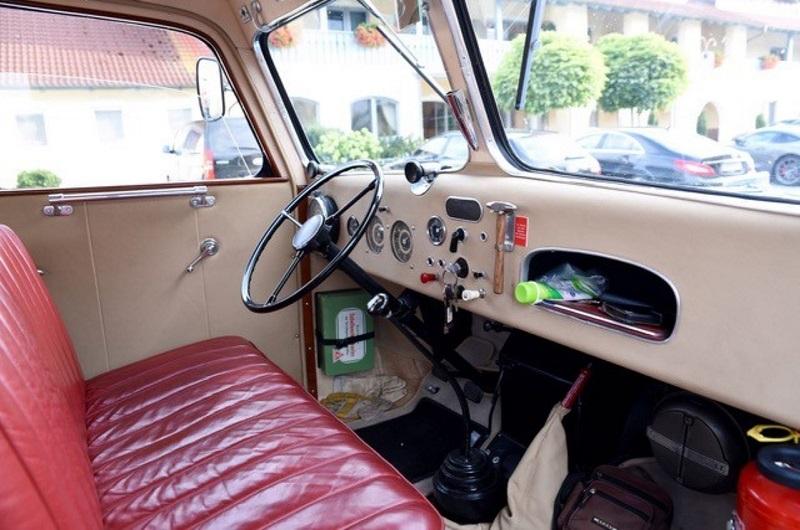Active Oldtimer Bus mieten Opel Blitz 1.