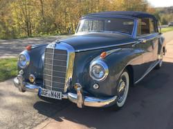 Active Oldtimer Mercedes-Benz 300 Adenauer Cabrio - 9_edited