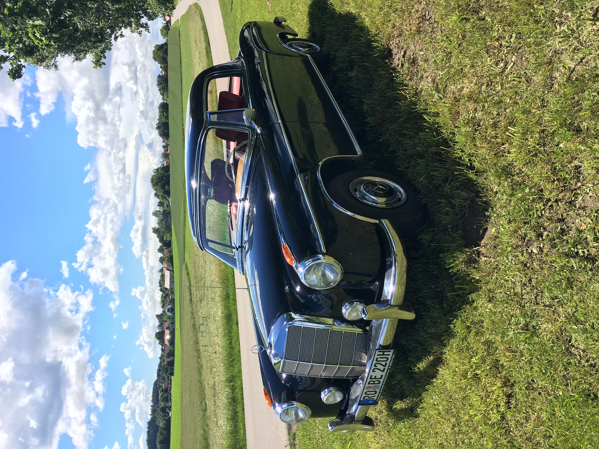 Ponton Coupe mieten Active Oldtimer