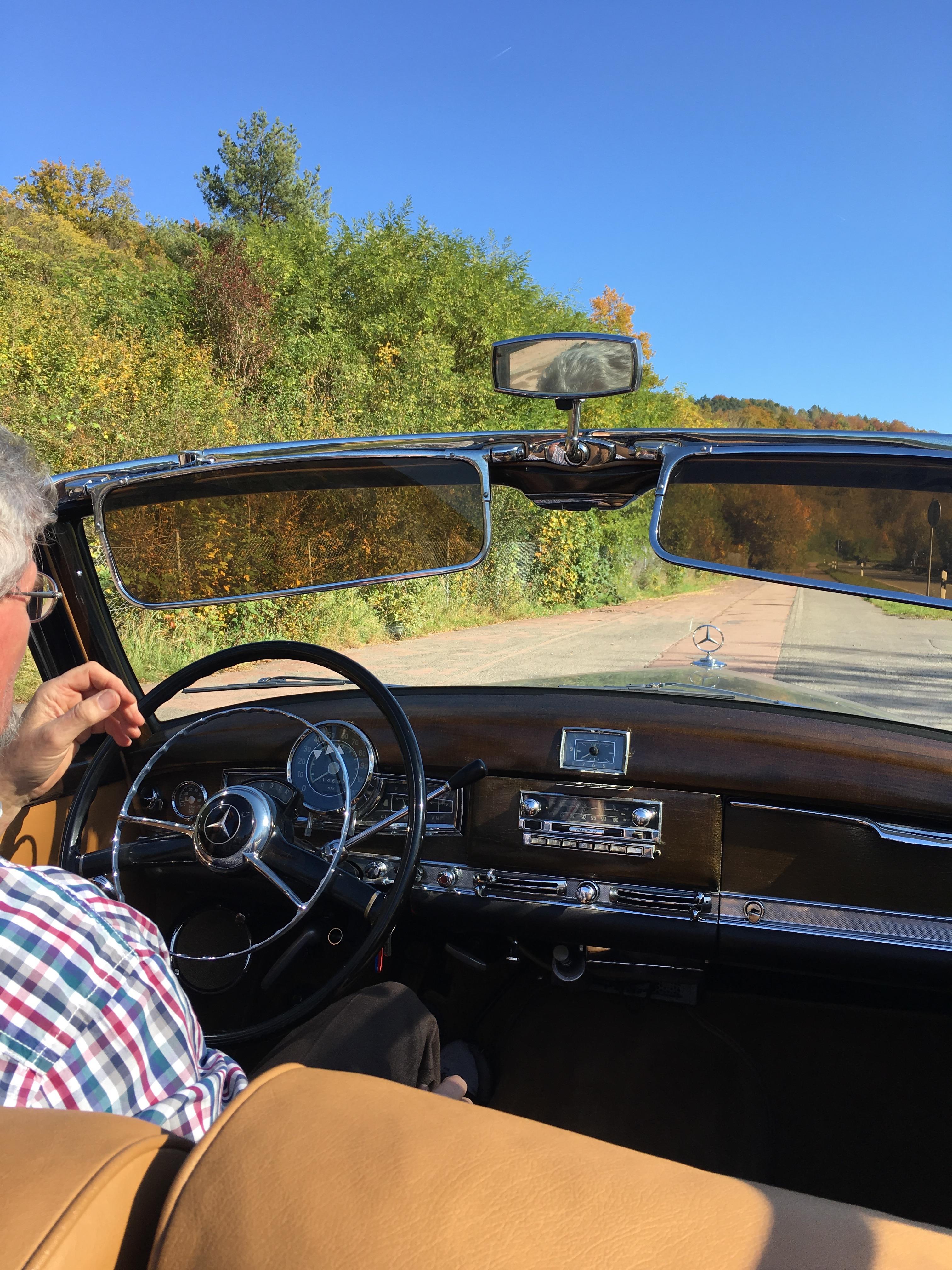 Active Oldtimer Mercedes-Benz 300 Adenauer Cabrio - 38