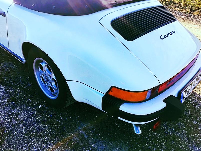Porsche 911 SC Cabrio mieten
