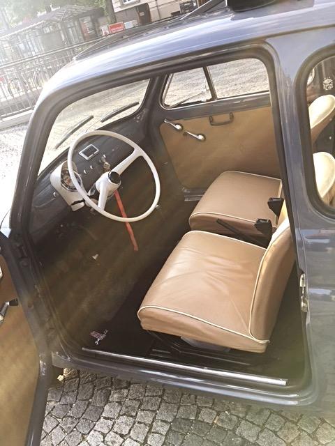 Active Oldtimer Fiat 500 mieten