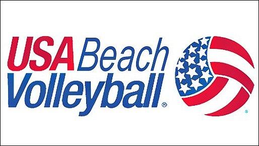 usa beach logo