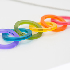 Rainbow Chain Detail