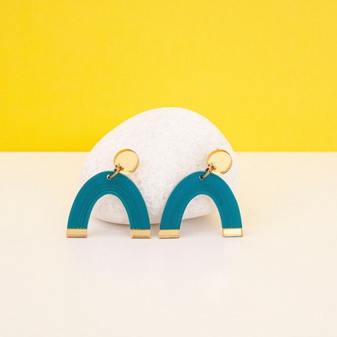 Arch Dangle - Blue