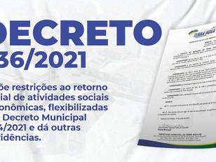 Decreto 036/2021