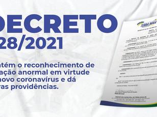 Decreto 028/2021