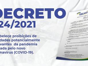 Decreto 024/2021