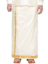 Men's Pattu Dhoti