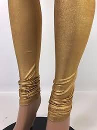 Shimmer Fabric Womens leggings