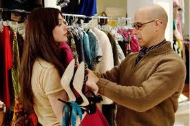 Organizando a roupa de trabalho