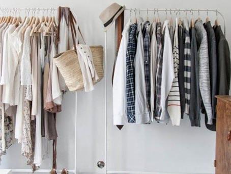 Ressignificando o guarda-roupa