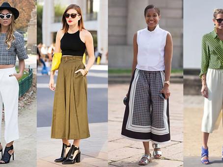Calça culotte: só para quem pode