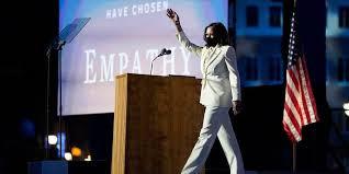 Kamala Harris: uma lição de imagem pessoal