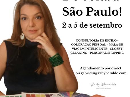 Volta dos atendimentos em São Paulo
