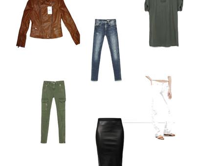 Garimpando na Zara