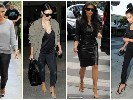 O dia que me vesti igual à Kim Kardashian