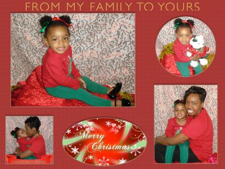 Christmas Traditions with MsiCandi