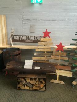Driftwood workshop
