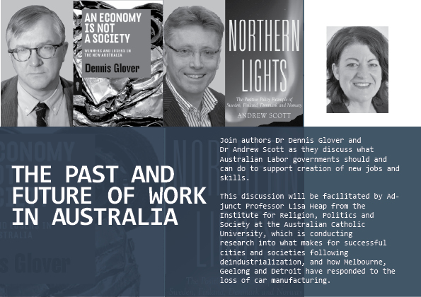 ALP National Conference Fringe prog