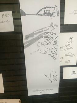 Klaaske drawings